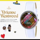 Vivienne Westwood 英國時尚精品腕錶 VV020WH 現+排單 熱賣中!
