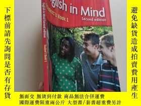 二手書博民逛書店English罕見in Mind Second edition