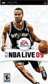 PSP NBA Live 09 勁爆美國職籃 09(美版代購)