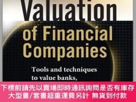二手書博民逛書店預訂The罕見Valuation Of Financial Companies - Tools And Techn