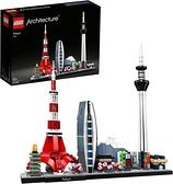 LEGO 樂高 Architecture 建築系列 東京 21051