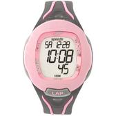 Speedo 時空跳躍電子腕錶-粉紅