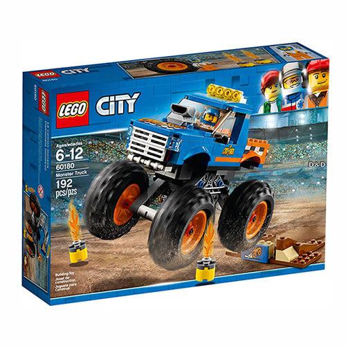 樂高積木 LEGO《 LT60180 》City 城市系列 - 巨輪卡車 ╭★ JOYBUS 玩具百貨