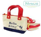 尼德斯Nydus 日本正版 凱蒂貓 Hello Kitty 迷你托特包 小包包 零錢包 手機包 17x11.5cm