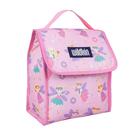 現貨[BBB]符合CPSIA美國 Wildkin 55417 精靈公主 直立式午餐袋/便當袋/保溫袋(3歲以上)