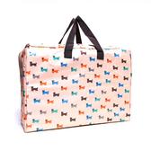 DF Queenin - 牛津布實用款大收納旅行袋