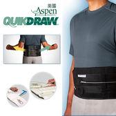 【又強】美國ASPEN QUIKDRAW雙滑軸背架-黑色(耶思本脊椎裝具(未滅菌))