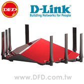D-Link 友訊 DIR-895L Wireless AC5300 雙核三頻Gigabit無線路由器 802.11ac 三頻高達5300Mbps 公司貨