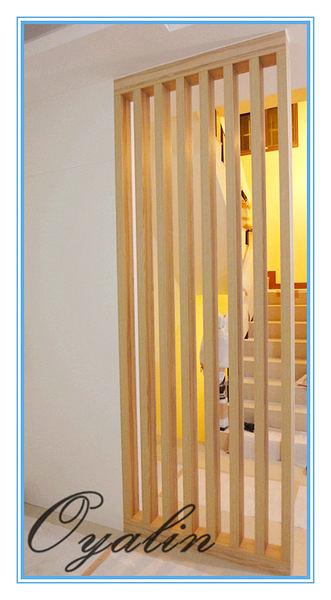 【系統家具】線條空間的隔柵鞋櫃