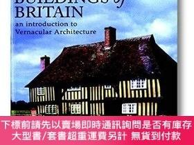 二手書博民逛書店Traditional罕見Buildings of Britain: An Introduction to Ver