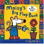 Maisy's Big Flap Book 波波的大翻頁書