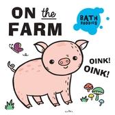 Bath Buddies:On The Farm 洗澡玩具書:農場篇