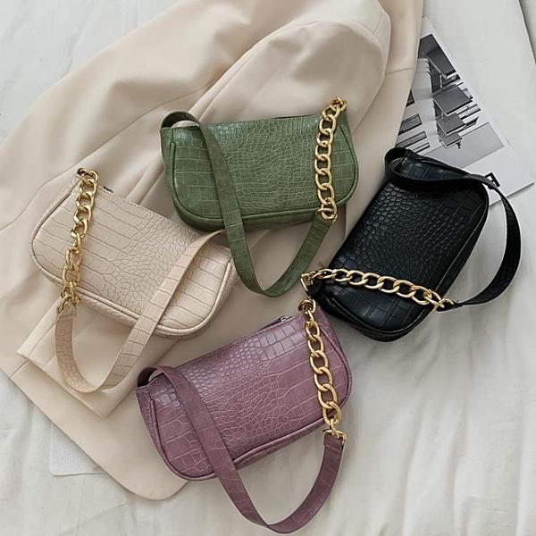 限購特價 小包包新款網紅高級感夏天質感洋氣時尚純色百搭單肩斜挎包
