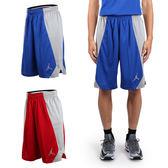 NIKE 喬丹系列-男針織籃球短褲(慢跑 免運 ≡排汗專家≡