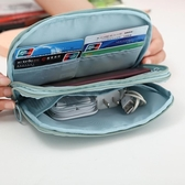 護照機票收納包旅遊用品出國旅行裝備多功能證件卡包戶口本夾套錢夫人小鋪