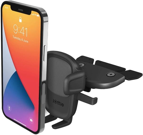【日本代購】iOttie Easy One Touch 5 CD插槽車載手機專用支架 適用於iPhone 三星 智能手機