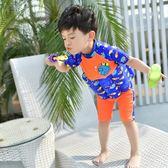 兒童浮力泳衣女孩女童嬰兒游泳衣寶寶男童幼兒連體漂浮泳衣泳裝 js1180『科炫3C』
