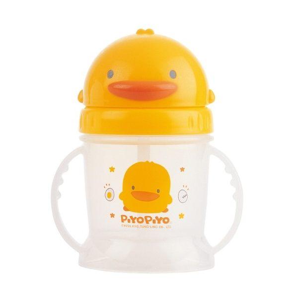 黃色小鴨 PiYO PiYO 滑蓋造型練習杯(250ml)