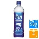 黑松FIN健康補給飲料 580mlx4入【愛買】