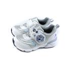 MoonStar 冰雪奇緣 休閒運動鞋 電燈鞋 童鞋 白色 中童 DNC12711 no423