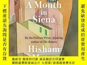 二手書博民逛書店A罕見Month In SienaY256260 Hisham Matar Random House 出版2