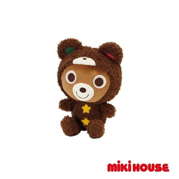 MIKI HOUSE 普奇熊可愛玩偶