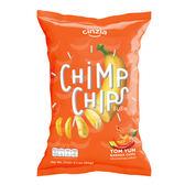 Chimp Chips泰國香蕉脆片-泰式酸【愛買】