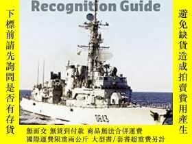 二手書博民逛書店Jane s罕見Warship Recognition GuideY364682 Watts, Anthony