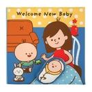 【香港 Ks Kids 奇智奇思】學習布書系列-迎接第二個寶貝 SB00468