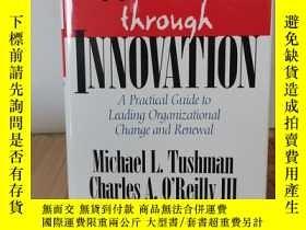 二手書博民逛書店Winning罕見Through InnovationY3080