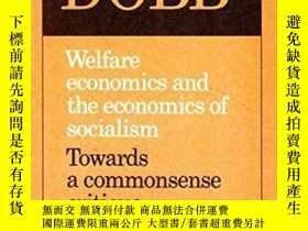 二手書博民逛書店Welfare罕見Economics and the Econo