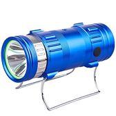 藍光釣魚夜光釣燈1000W超亮強光充電手電筒氙氣大功率紫光台釣燈 智聯igo