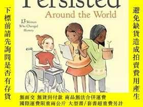 二手書博民逛書店She罕見Persisted Around The WorldY256260 Chelsea Clinton
