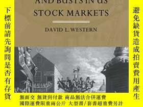 二手書博民逛書店Booms,罕見Bubbles And Bust In The Us Stock MarketY380406