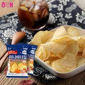 韓國 HAITAI 蜂蜜奶油焦糖風味洋芋片 60g 冬季限定版 【庫奇小舖】