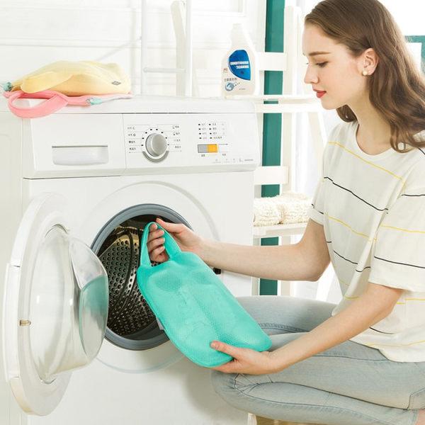 《SAFEBET》簡約時尚洗衣機專用多功能洗鞋袋/收納鞋袋