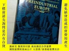 二手書博民逛書店Women罕見and Work in Preindustrial