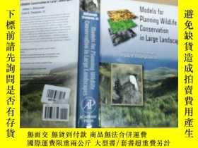 二手書博民逛書店Models罕見for Planning Wildlife Co