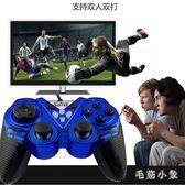 游戲手柄 電腦PC電視USB有線雙人怪物獵人世界PS3OB3793『毛菇小象』
