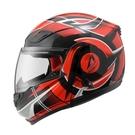 【東門城】ASTONE RT1100 GG20 (黑紅) 可掀式安全帽 雙鏡片