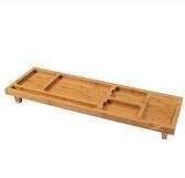 竹質置物架家用桌面小物件收納宿舍懶人鍵盤架子多功能整理置物架