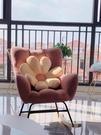 單人沙發 搖椅陽臺躺臥家用小戶型臥室客廳躺椅休閑單人搖搖椅【新品狂歡】