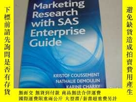二手書博民逛書店Marketing罕見Research with SAS Ent