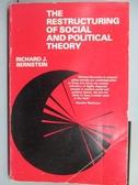 【書寶二手書T9/政治_POB】The Restructuring of Social and Political Rg