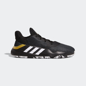 Adidas Pro Bounce 2019 Low GCA [EF8793]男鞋 籃球 避震 包覆 舒適 愛迪達 黑金