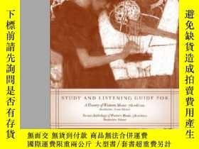 二手書博民逛書店Study罕見And Listening Guide: For