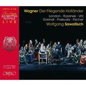 【停看聽音響唱片】【CD】華格納:歌劇(漂泊的荷蘭人)