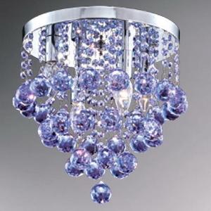 【大巨光】華麗風水晶燈_吸頂燈-小(LW-09-0626)