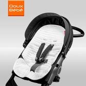 推車墊新款嬰兒推車座椅冰涼席坐墊冰種纖維涼席坐墊