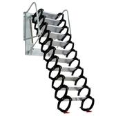 一件8 折免運閣樓伸縮樓梯家用加厚隱形伸拉梯室內外壁掛整體折疊別墅復式梯子xw